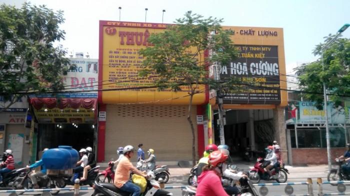 Cho thuê nhà MT Nguyễn Thị Thập, Q.7, (DT: 5x30m, 1 trệt, 2 lầu)