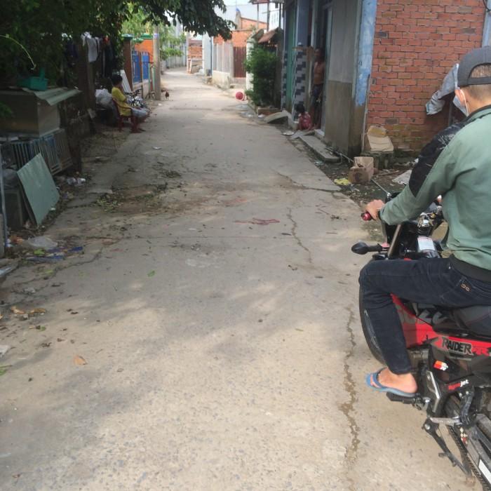 Đất Thổ Cư 100% Xã Phú Đông,Shr,Mặt Tiền Đường 4m,Võ Thị Sáu Vào Thẳng 20m