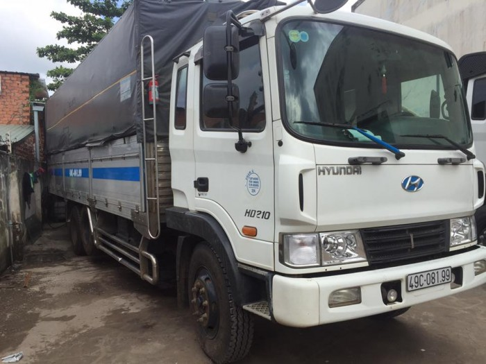 Hyundai hd210 3 chân 5