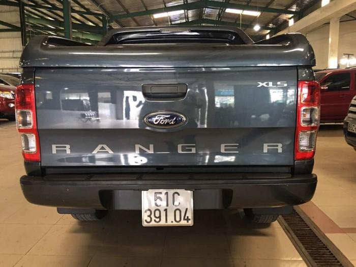 Bán Ford Ranger XLS 4x2 AT màu xám sx 2014