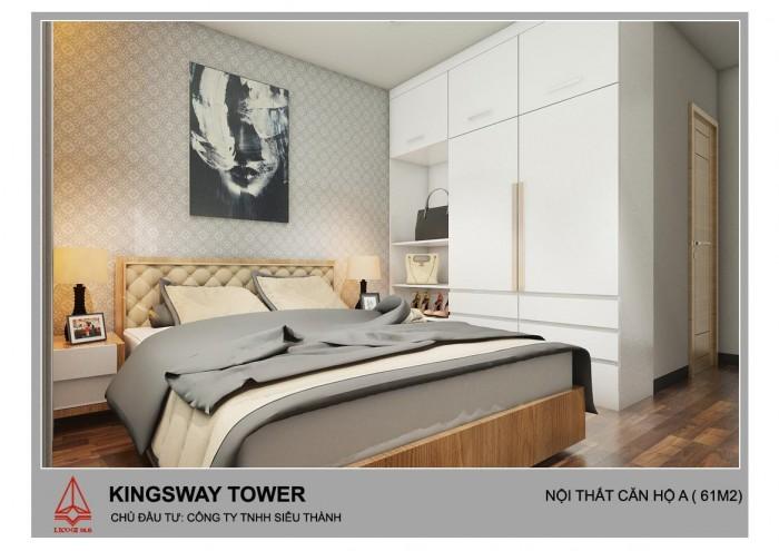 10 căn hộ cao cấp, hiện đại bật nhất dự án Kingsway Tower