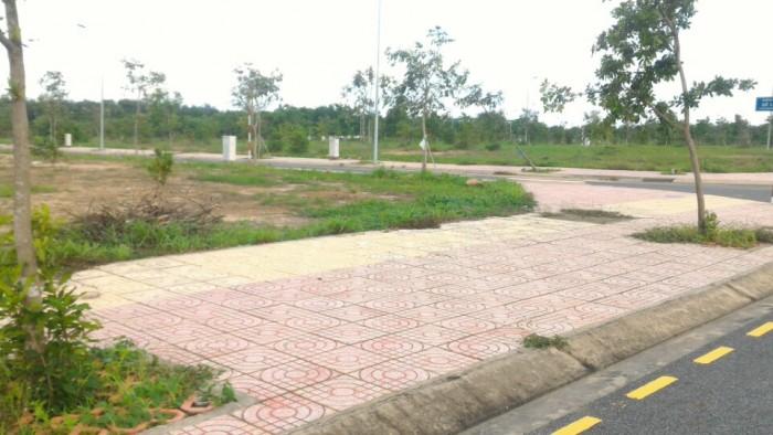 Đất nền KĐT Cát Lái MT Nguyễn Thị Định 40m chuẩn Singapore ngay TTTM, 90m2