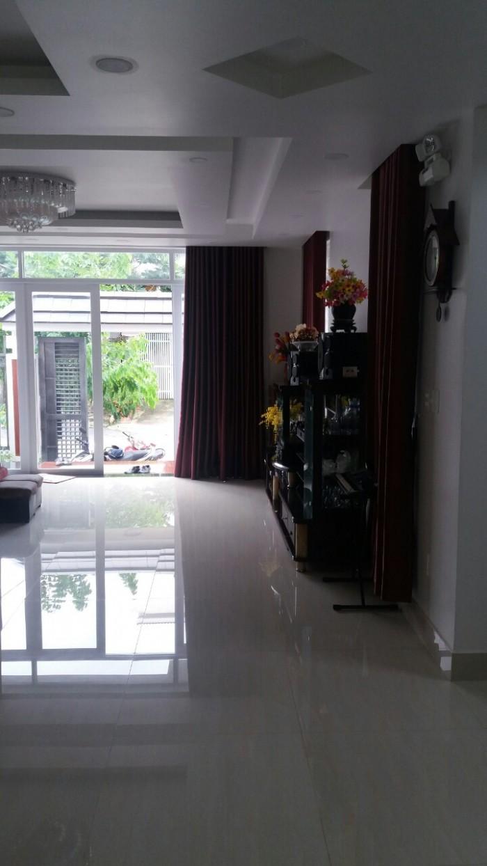 Bán gấp Biệt thự căn góc 2 mặt tiền đường số 21, Xã Phong Phú, Huyện Bình Chánh