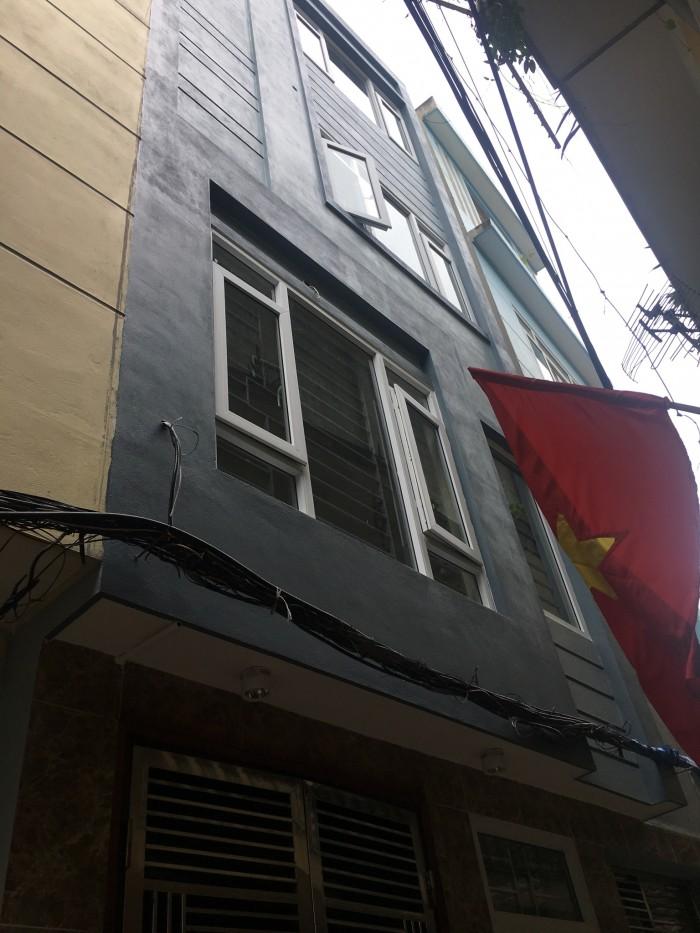 Bán nhà đẹp 44m 4 Tầng Tỷ Mỗ Lao- Hà Đông-Hà Nội