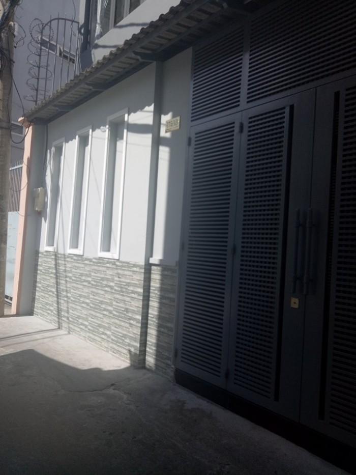 Bán nhà hẻm Bình Giã, P.13, Q Tân Bình, DT 90m2