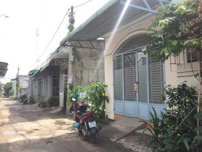 Bán Nhà Trệt Hẻm 69 Đ.võ Văn Kiệt, P.an Hòa, Q.ninh Kiều 4X11M Giá 590 Triệu Thổ Cư.