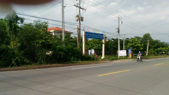 Bán đất chính chủ gần KCN Phú Mỹ 3 - Mặt tiền đường 991B nối dài