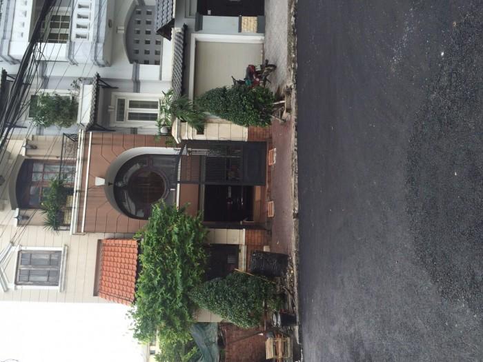 Biệt thự 155 Hoa Lan P2 Phú Nhuận 8 x 18m