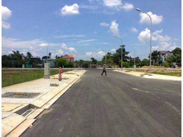 Bán đất mặt tiền đường Nguyễn Văn Bứa- Hóc Môn
