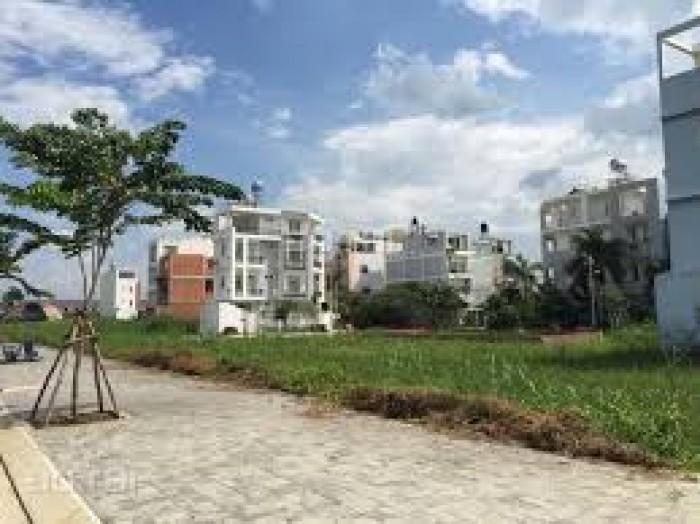 Bán đất nền An Phú Đông RESIDENTAIL quận 12 SHR, xây dựng tự do