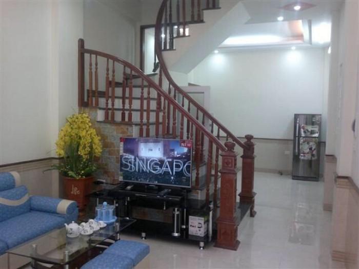 Bán nhà 4 tầng 4PN  37m2 P. Dương Nội-Hà Đông_Hà Nội
