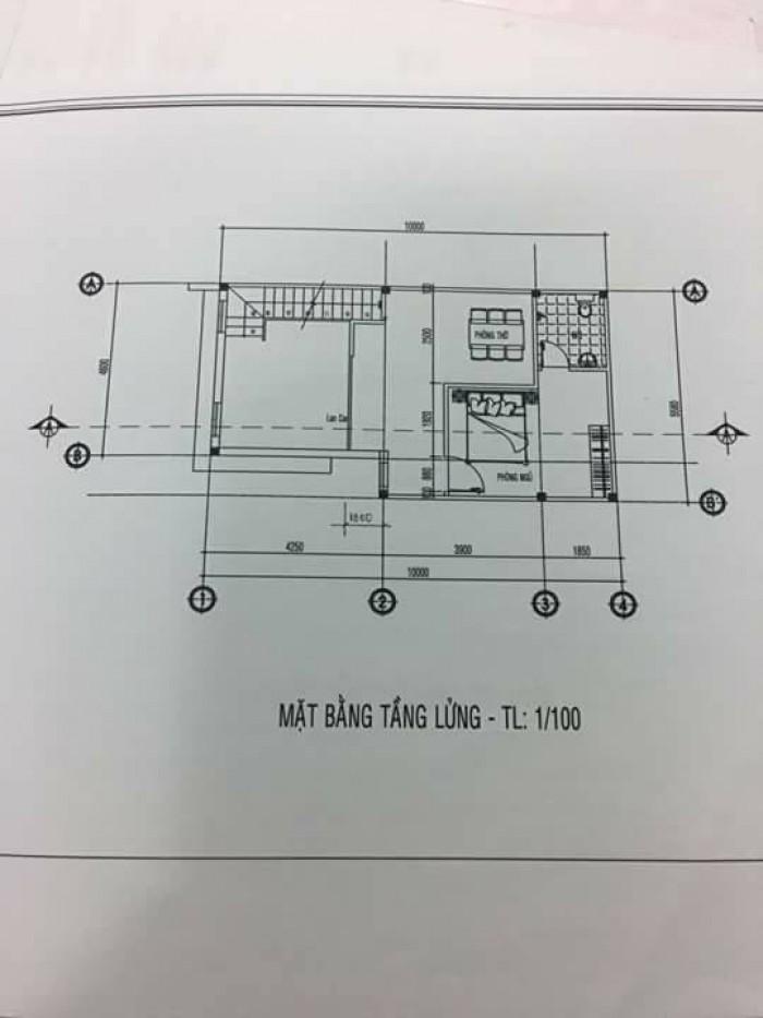 Nhà 1 trệt 1 lầu XTT9, đang cho thuê 5 triệu/ tháng.