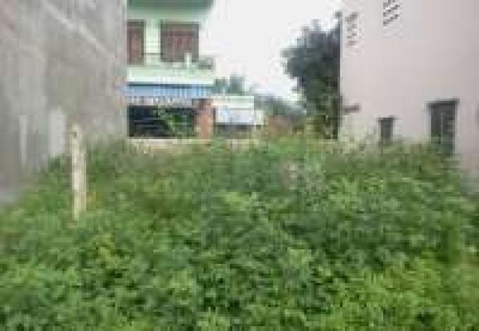 Bán lô đất mặt tiền hẻm 4m, Huỳnh Tấn Phát, Nhà Bè, Dt5x18,5m