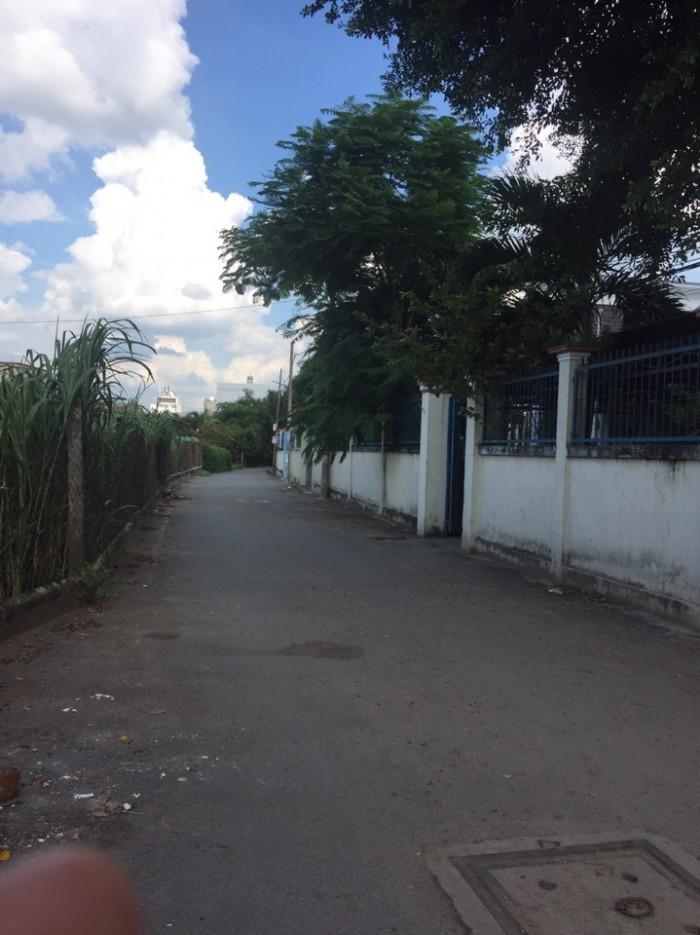 Cho thuê kho xưởng Quốc lộ 1A, phường Tân Thới Hiệp - Quận 12