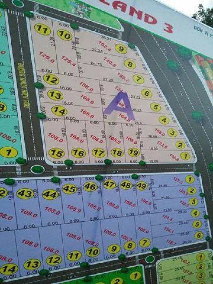 Mở bán đất đường Cây Thông Ngoài, Phú Quốc