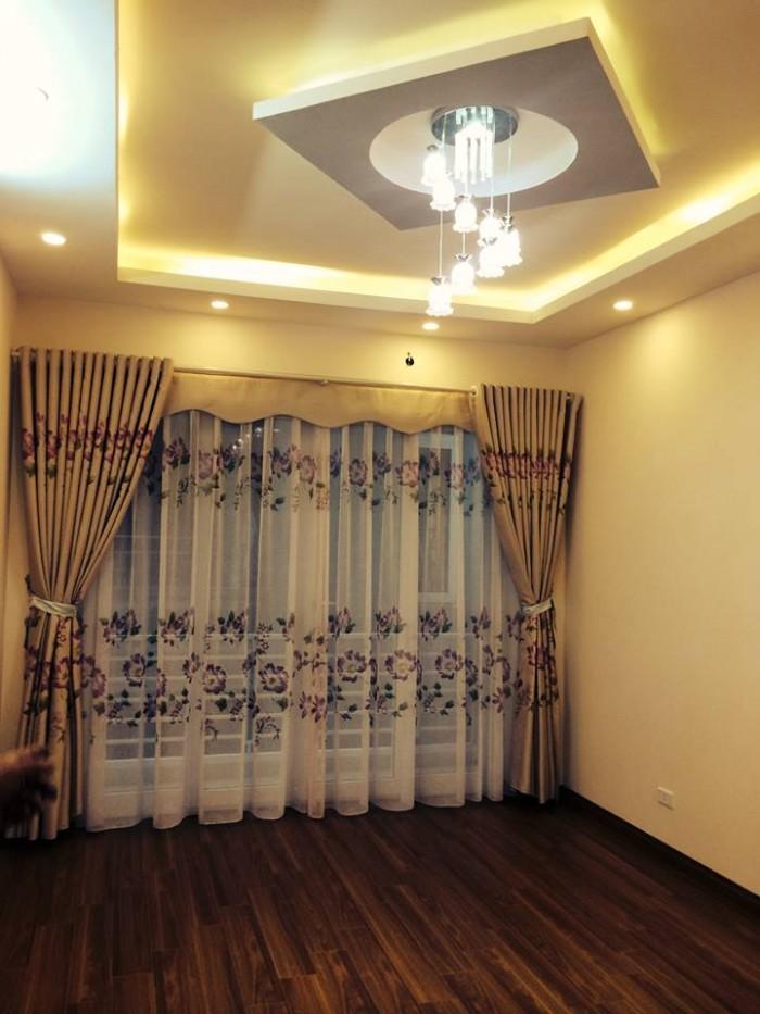 Khu Nguyễn Huy Tự, Q. Hai Bà Trưng có nhà 5 tầng mới cần bán.