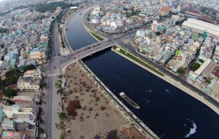Đất Nền Dự Án Heart Land Quận Tân Phú XD Tự Do Mở Bán Đợt 1 Giá 55TR/m2 Cực Hot
