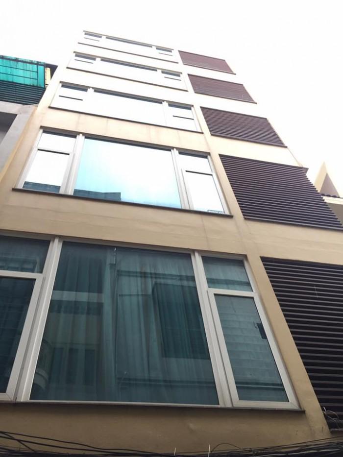 Bán nhà VIP Đào Tấn 68m2, Kinh doanh Aparment hiệu suất đỉnh