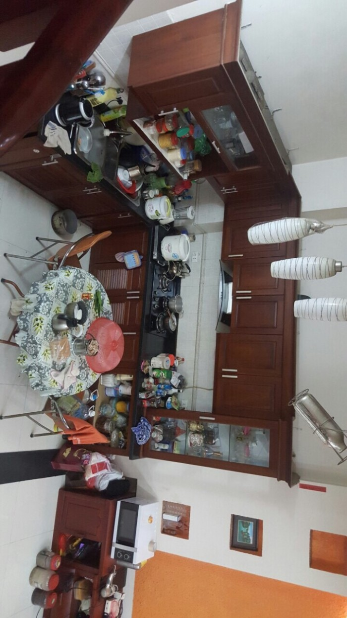 Bán nhà Hào Nam, 3 mặt thoáng, 42m2x 4 tầng