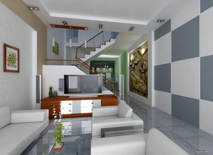 Nhà mt Nguyễn V Bứa 1tấm 116m2 2pn 2wc SHR còn mới