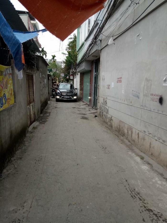 Bán Nhà Ô Tô Đỗ Cửa, Kinh Doanh, Định Công, 4 Tầng