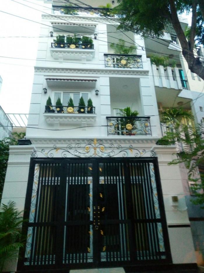Nhà giá rẻ  chính chủ Phạm Văn Đồng, 95m2 3 tầng