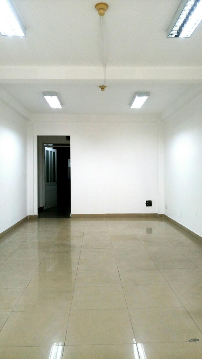 Văn phòng 46m2 mặt tiền Cộng Hòa cạnh Pico Plaza
