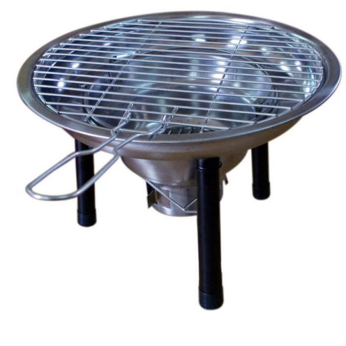 Bếp nướng than Phù Đổng PD17-K114, bếp nướng ba chân,bếp nướng than hoa mini1