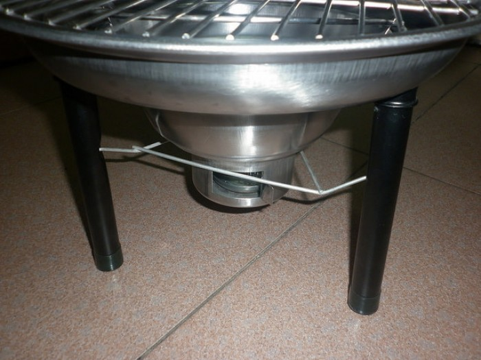 Bếp nướng than Phù Đổng PD17-K114, bếp nướng ba chân,bếp nướng than hoa mini0