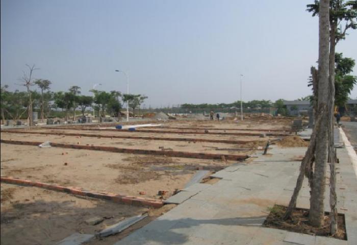 Đất Đường 16 Trịnh Như Khuê Bình Chánh 100m2