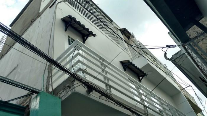 Bán Nhà Hẻm Đường Cây Trâm, phường 8, Quận Gò Vấp