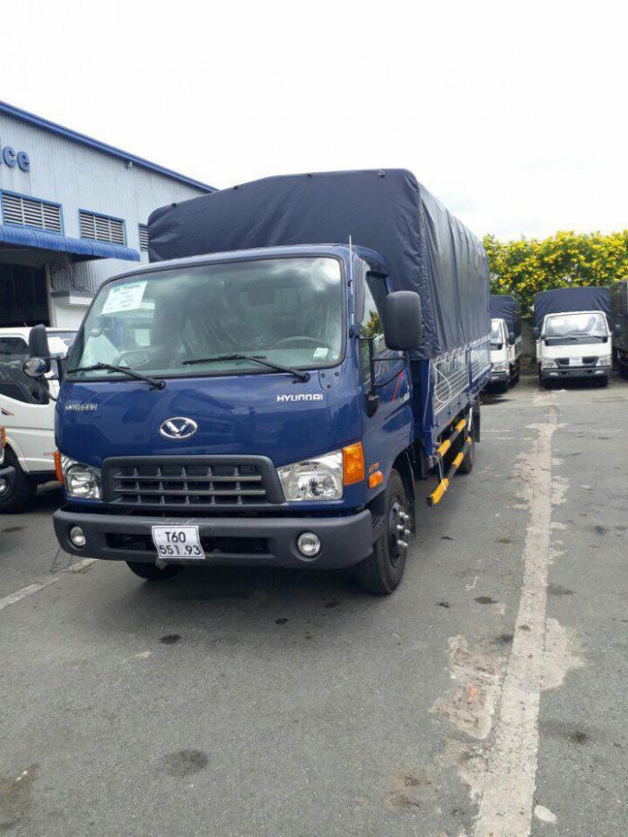 Hyundai HD sản xuất năm 2017 Số tay (số sàn) Dầu diesel