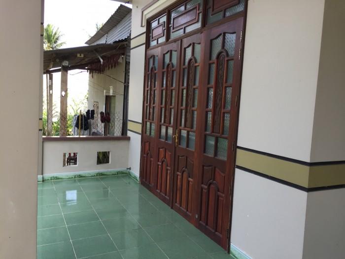Bán nhà đẹp gần cafe Làng Văn - xã Bình Phú - Tp. Bến Tre