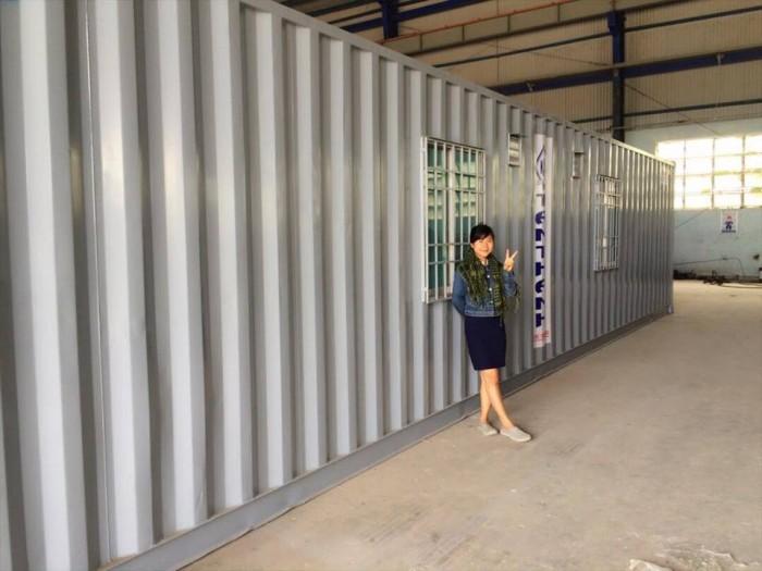 Thuê container giá tốt tại Đà Nẵng