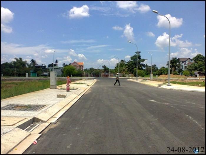 Đất nền dự án khu tái định cư sân bay quốc tế Long Thành - mặt tiền - quốc lộ 51