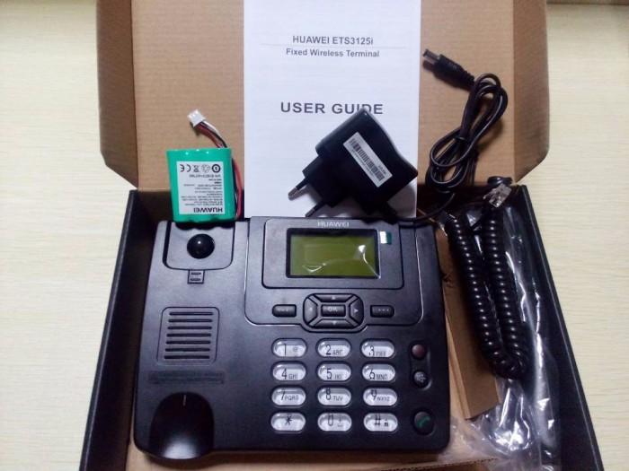 Điện Thoại Bàn Cố Định Homephone Huawei 3125I2