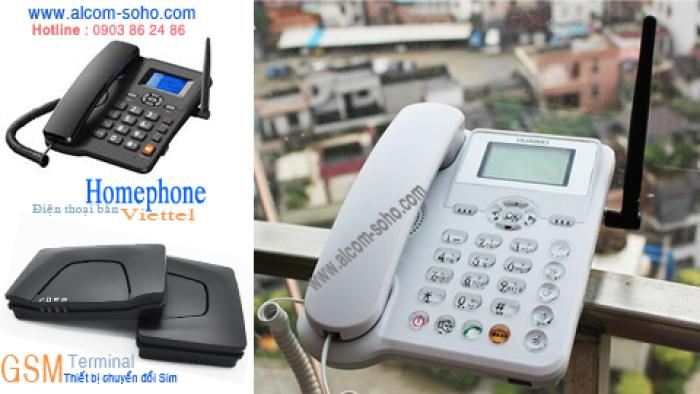 Điện Thoại Bàn Cố Định Homephone Huawei 3125I7