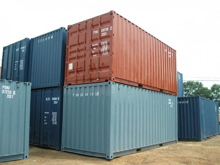 Chuyên cho thuê container kho 20'DC, 40'DC, 40'HC giá rẻ liên hệ