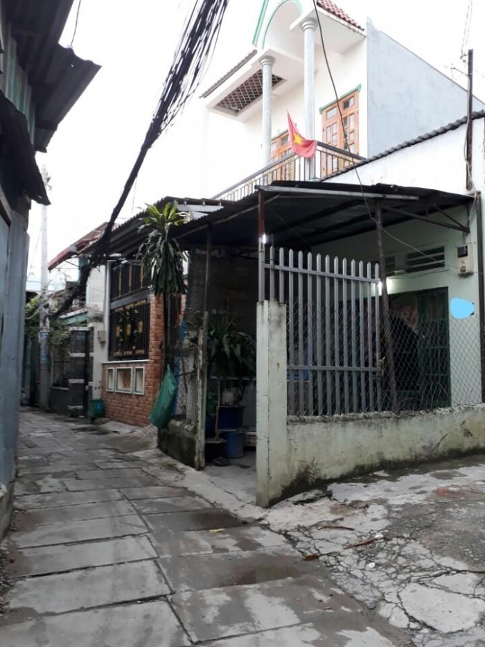 Bán nhà sổ hồng riêng, Huỳnh tấn Phát, Nhà Bè, DT4x14m