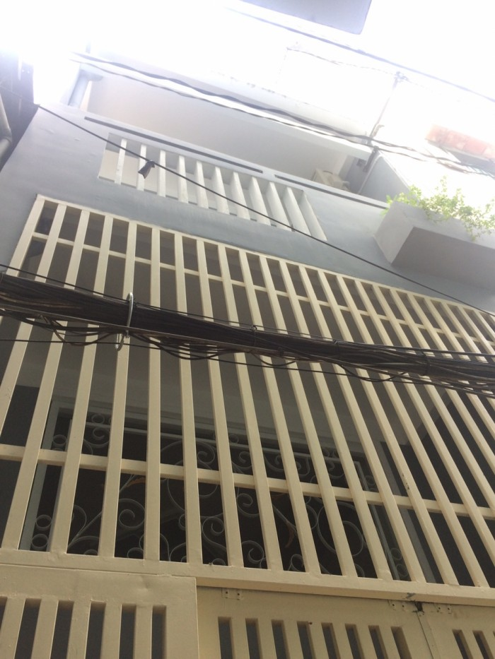 Bán Gấp Nhà Hẻm 1.85m Nguyễn Tri Phương Q10, Dt 25m2