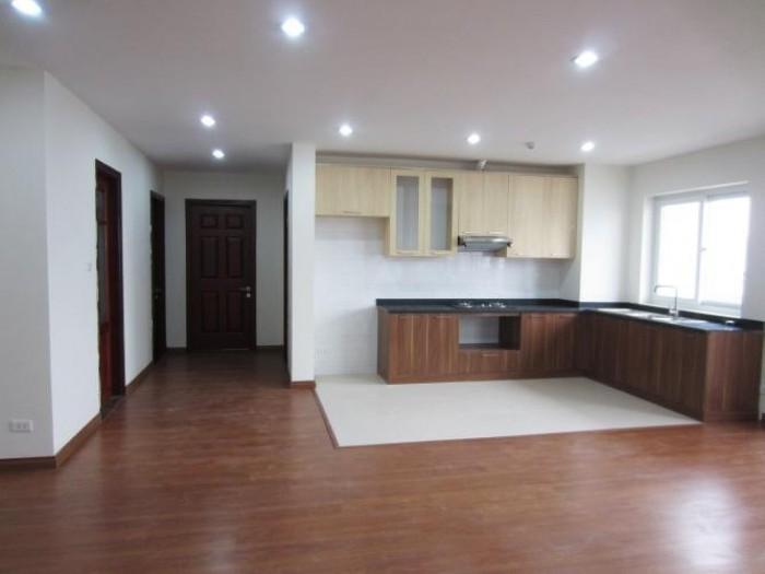 Cho thuê căn hộ chung cư 51 Quan Nhân, Thanh Xuân,105m, nội thất cơ bản