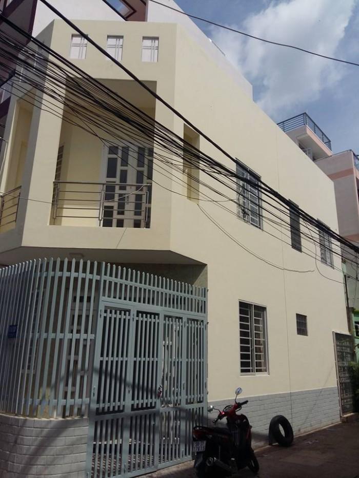 Bán nhà đường Trương Phước Phan quận Bình Tân đúc 1 tấm nhà đẹp vào ở ngay