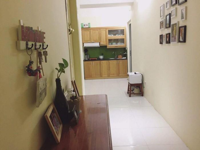 Bán căn 1 phòng ngủ chung cư HH3 Linh Đàm giá 755 triệu