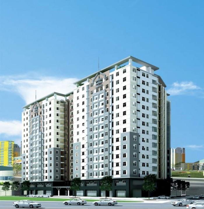 Cần bán gấp căn hộ Sacomreal 584 - Quận Tân Phú , diện tích 76m