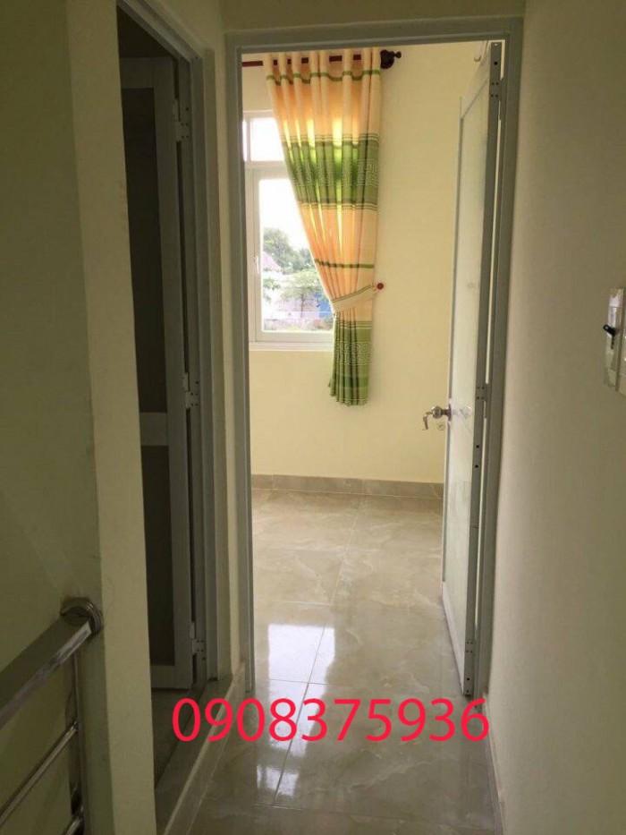Bán nhà đẹp hẻm 6m Nguyễn văn Linh, Quận 7, Dt 3,2x9m, 2 tầng