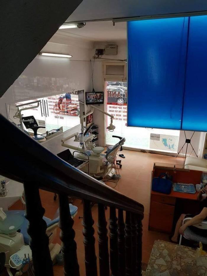 Cần bán nhà  mặt phố Chiến Thắng, quận Hà Đông 36m2, 4 tầng lô góc, kinh doanh sầm uất.