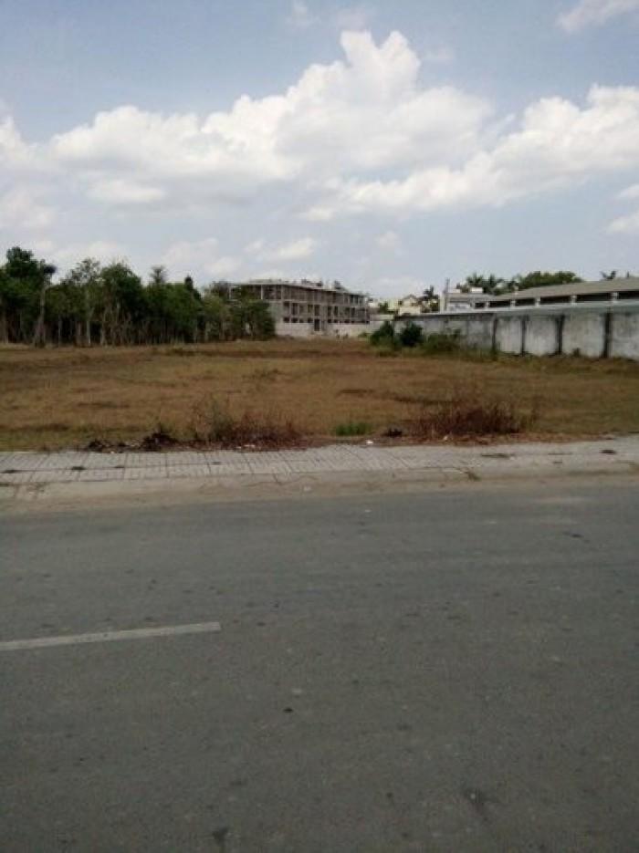 Khu đô thị mới Cát Lái, 5x20m, MT đường 40m, SHR, thổ cư 100%