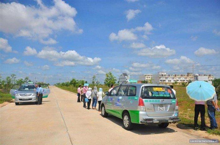 Mừng lễ Quốc Khánh Chủ đầu tư Becamex mở bán đất nền Bình Dương đợt cuối ngay khu đô thị Mới.