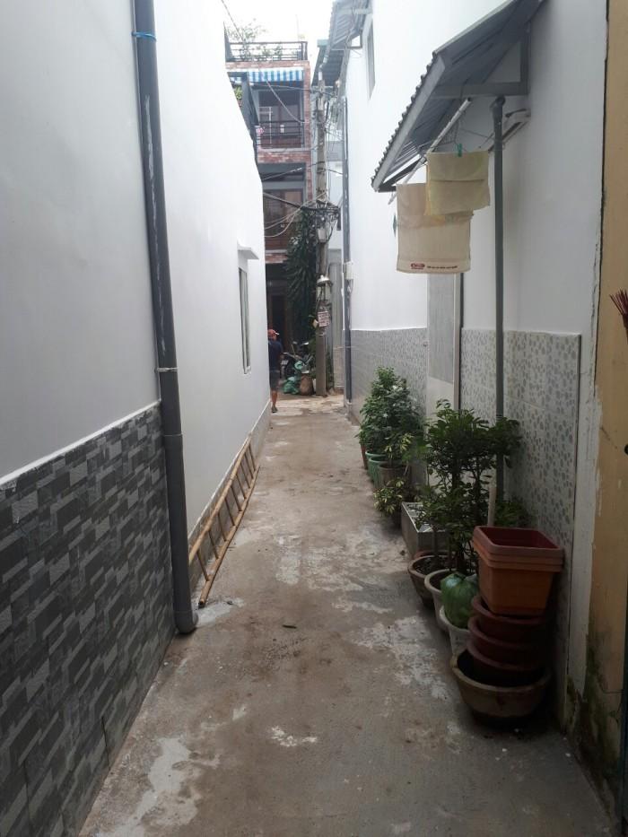 Bán Nhà Hẻm số 133/36/101A  Đường Quang Trung, phường 10, Quận Gò Vấp