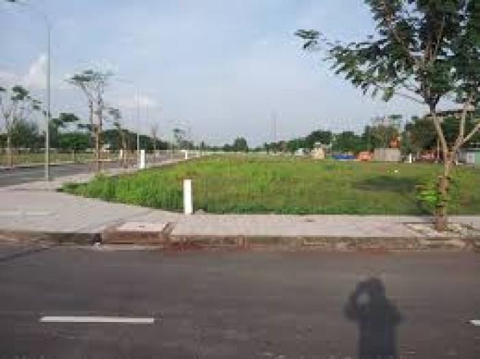 Bán gấp lô đất ngay mặt tiền đường Đồng Văn Cống, Thạnh Mỹ Lợi, Q2 đã có sổ, thổ cư 100%